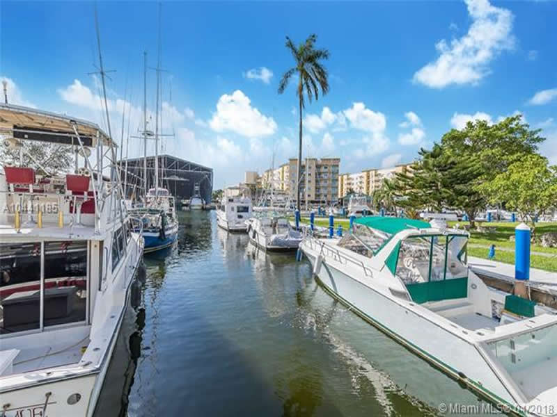 Marina For Sale In Miami Florida With Ocean Access $3,650,000