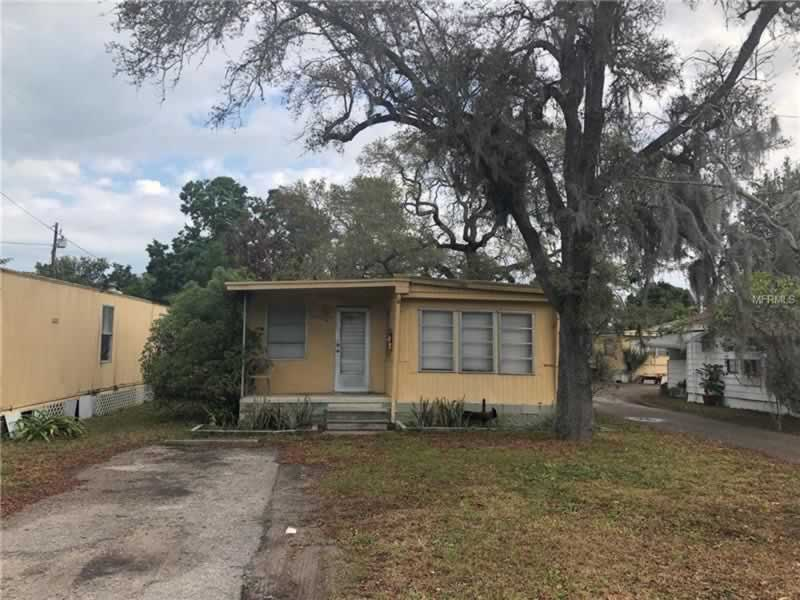 Mobile Home Park For Sale In Clearwater - 11 units - owner