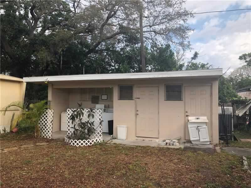 Mobile Home Park For Sale In Clearwater - 11 units - owner financing