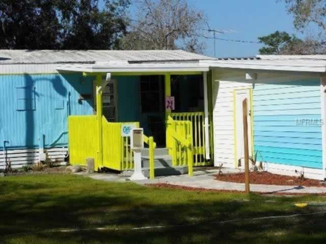Young florida nudist mobile home park