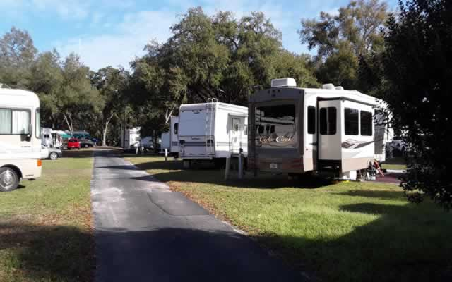 106 Site RV Park For Sale in Ocala, Florida $2,500,000