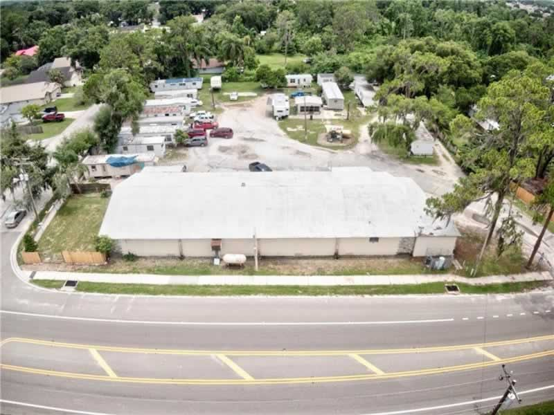 16 Site Mobile Home Park 7 000 Sq Ft Warehouse For Sale