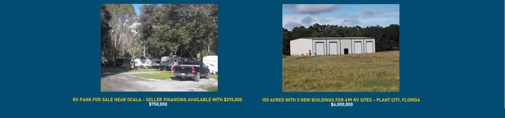 Nude RV Resort / Clothing Optional Resort For Sale In Florida- over 85  Units - Cash Cow! $2,000,000!